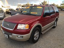 "2005 FORD EXPEDITION EDDIE BAUER , 5.4L V8 AUTO 2WD ""FULLY LOADED"".......$6995 in Yucca Valley, California"