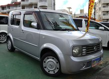 *SALE!* 04 Nissan Cube* * Excellent Condition, Clean!* Brand New 2 Year JCI & Road Tax! in Okinawa, Japan