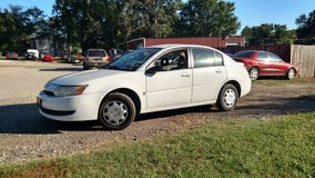 2003 Saturn ion in Fort Riley, Kansas