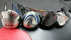 PING Drivers and more in Wiesbaden, GE