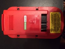 Wanted Dead 18v Black & Decker Rechargeable Batteries in Camp Lejeune, North Carolina