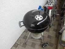 18.5 inch Weber charcoal grill in Ramstein, Germany