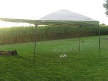 Coleman 10' x 10' Single Swing-Wall Canopy in Morris, Illinois