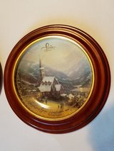 THOMAS KINKADE COLLECTOR PLATE ~ LOVE in 29 Palms, California