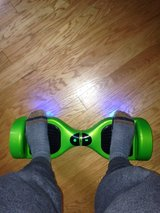 Green Swagway hover board in Bolingbrook, Illinois