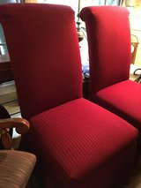 : ) Beautiful Set of 5 Parson Dining Chairs>>> Very Nice !!! in Naperville, Illinois