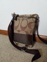 Coach Signature Crossbody bag in Chicago, Illinois