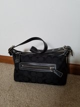 Coach Signature Mini pouch bag in Chicago, Illinois