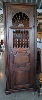 rare French Breton cabinet ---over 150 years old in Stuttgart, GE