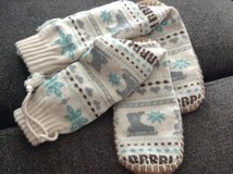 Muk Luks Slipper Socks Size s/m in Westmont, Illinois
