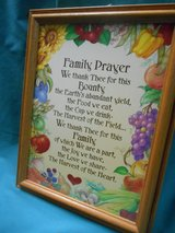 Framed Family Prayer in Algonquin, Illinois