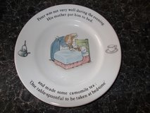Vintage Wedgewood Peter Rabbit Plate Collectable Beatrix Potter Retro in Lakenheath, UK