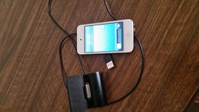 4th generation iPod touch with charging stand in Fort Riley, Kansas