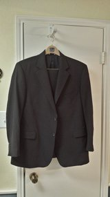 Pronto Uomo Suit - Black in Kingwood, Texas