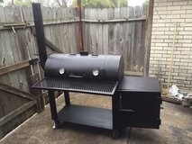 Custom BBQ Pit (1 smoke and 3 charcoal pits already built) in Houston, Texas