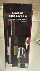NEW Magic Decanter for Wine in Houston, Texas