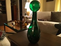 Green Glass Bottle in Joliet, Illinois