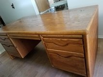 FREE Oak desk in Camp Pendleton, California