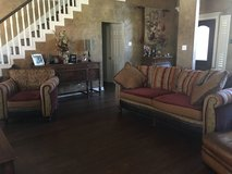 Beautiful Couch and Chair Set in Kingwood, Texas