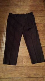 Joseph Abboud Slacks - Size 38R - Chocolate Brown in Houston, Texas