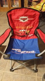 Disney McQueen Folding Chair in Alamogordo, New Mexico