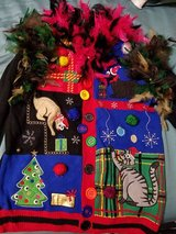 Ugly Christmas sweater in The Woodlands, Texas