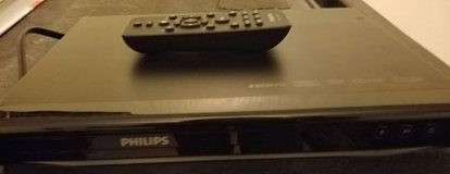 Philips DVD Player (Model# DVP2880/F7) in Conroe, Texas