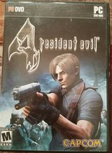 Resident Evil 4 PC game in Conroe, Texas