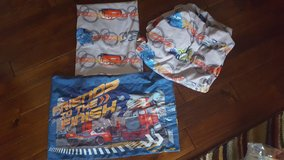 Bedding set - Cars (Twin/full size) in Chicago, Illinois