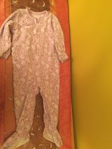 Carters baby/toddler purple sleeper like new in Morris, Illinois