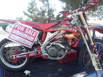 Honda crf 450 r 2004 in Barstow, California