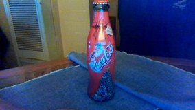 Unopened Coca-Cola Classic in Lake Elsinore, California