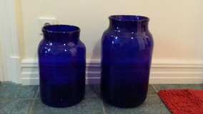 COLBOLT BLUE ROMANIAN canning jars in Ramstein, Germany