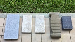 *REDUCED* 5 NEW Decorative Garden Stones in Okinawa, Japan