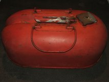 Vintage Phil Rite Outboard Gas Tank Can in Naperville, Illinois