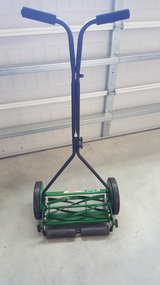 Scott's Elite push hand mower in Camp Lejeune, North Carolina