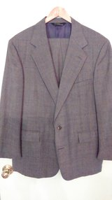 POLO 2 BUTTON GLEN PLAID SUIT in Conroe, Texas