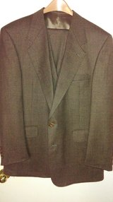 Evan Picone 3 pc. Wool suit in Conroe, Texas