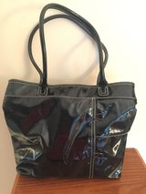 Faux patent leather tote in Bolingbrook, Illinois