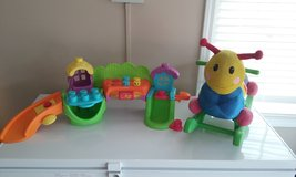 Baby play set and centipede rocker for sale! in Fort Rucker, Alabama