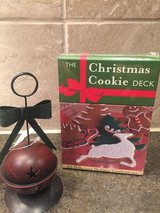 Christmas cookie deck/recipe card holder in Westmont, Illinois