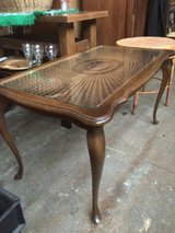 Chippendale style coffee table in Spangdahlem, Germany