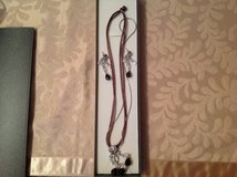 New necklace with earrings in Hohenfels, Germany