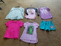 Girls size 14/16 clothes lot! in Leesville, Louisiana