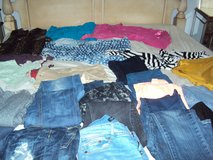 skinny jeans, some dresses and shirts in Lockport, Illinois