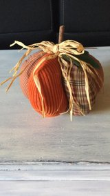 fabric pumpkin in Bolingbrook, Illinois
