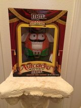 Rare Limited Edition M&M Nutcracker candy Dispenser in Fort Leonard Wood, Missouri