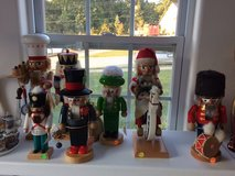 German nutcrackers in Fort Leonard Wood, Missouri