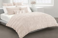 "DKNY ""Willow"" Bedding Bundle, Light Pink in Westmont, Illinois"