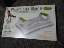 Push up bar for Wii fit in Moody AFB, Georgia